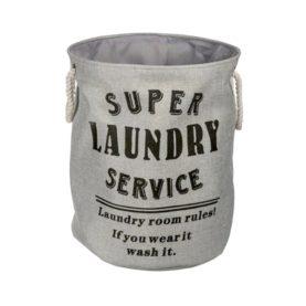 sacco per il buccato super laundry service hanksome italia grigio